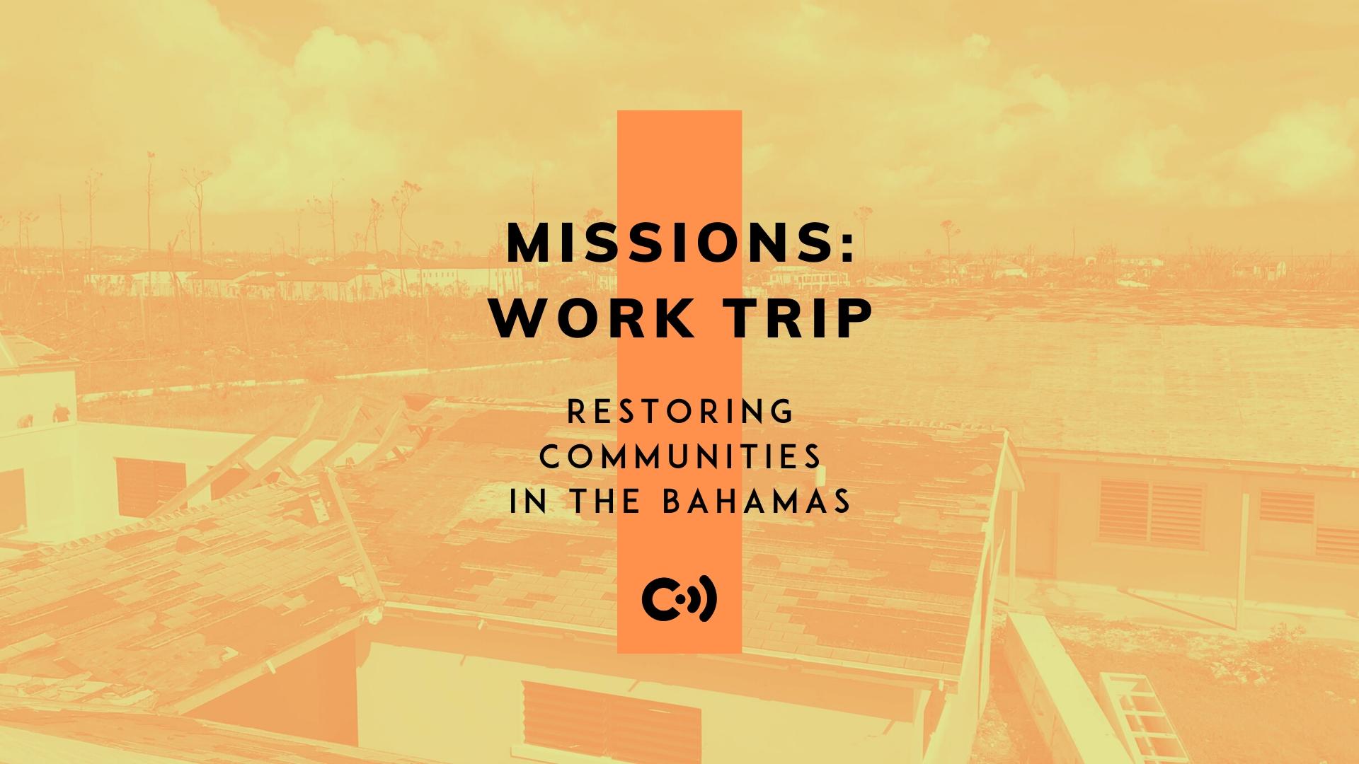 Bahamas Trip 2020